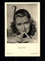 Marte Harell Film-Foto-Verlag 30er Jahre Postkarte Nr. A 3496/1 + P 5906