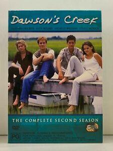 DVD - Dawson's Creek : Series / Season 2 Two - Box Set - FREE POST