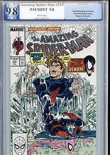 AMAZING SPIDER-MAN #315 Vol.1  -  GRADED NM/MT 9.8!! Marvel PGX