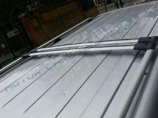 MAZDA CX5 SKYPORT ROOF RAILS & 2 CROSSBARS 2012+ ON WARDS SILVER HIGH QUALITY