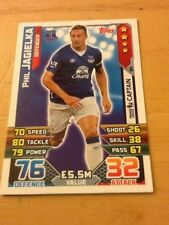 Everton Football Trading Cards 2015-2016 Season