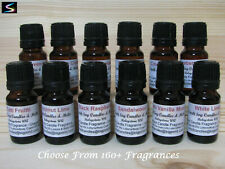 12 x 10ml Fragrance Oils Candle Making Supplies Melts Soap
