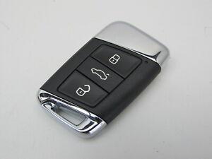 3G0959752 Kessy Funkschlüssel Sender Sendeeinheit verchromt VW Arteon Passat B8