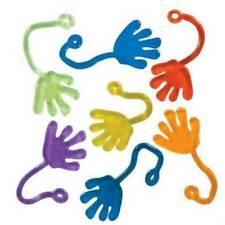 10 Pcs Kids Party Supply Sticky Jelly Stretch Stick Slap  Hands Toy