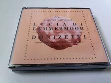 """CD """"DONIZETTI LUCIA DI LAMMERMOOR"""" 2CD COMO NUEVO 1960 MARIA CALLAS TULLIO SERAF"""