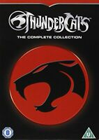 Thundercats: The Complete Collection [DVD] [2008][Region 2]