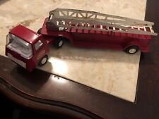 Vintage Tonka Hook N Ladder Pressed Steel Fire Truck