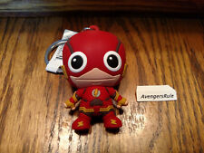 DC Justice League Figural Keyring 3 Inch The Flash