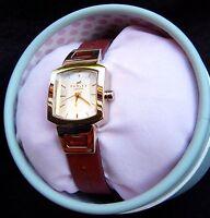 RADLEY ladies CLASSIC  tan leather strap watch - RY2010 - BRAND NEW - RRP £80