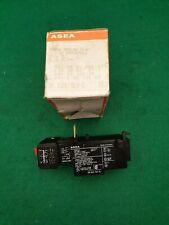 RVH22 ASEA sobrecarga relé 1.6 - 2.5 amperios SK 831 101G