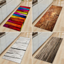 3D Print Flannel Non-slip Kitchen Bath Area Rug Carpet Floor Mat Door Mat