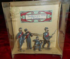 C.B.G Mignot Confederate Solgiers 1863
