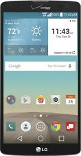 "PAGEPLUS- LG G Vista VS880 4G LTE with 8GB Memory  - Black 5.7"" Screen Brand New"