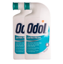 2x Odol Extra Fresh Mundspülung Konzentrat 125 ml