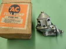 New NORS Fuel Pump AC 541 1934-1946 Ford Mercury V-8  85 90 100 HP 591