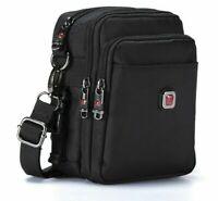 Messenger Bag For Men Waterproof Oxford 1680D Zipper Crossbody Male Waistbag