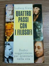Quattro passi con i filosofi Ludwig Giesz