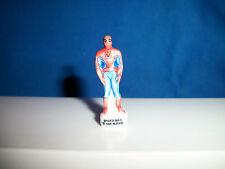 SPIDERMAN Mini Figure SPIDER-MAN Tiny Porcelain FEVES Miniature Figurine 1996