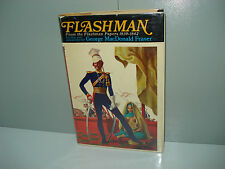 Flashman by Goerge MacDonald Fraser - FIRST EDITION, 1st (1969, Hardcover) Rare