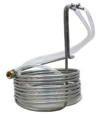 Stainless Steel Wort Beer Chiller For Homebrew Kegerator