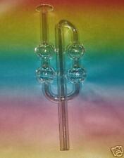 Glas- Gärrohr Schaft Ø 18 mm, Länge 34cm lang - Gärröhrchen / Gäraufsatz