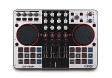 DJ-Tech 4MIX 4 Channel Controller with Audio Interface Built In