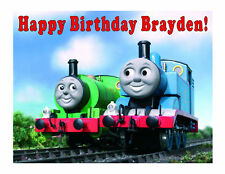 Thomas and Friends party edible cake image frosting sheet decoration cake topper