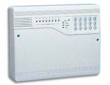 Honeywell ADE Optima 8EP396A-UK Compact G4 8 Zone Burglar Alarm Panel