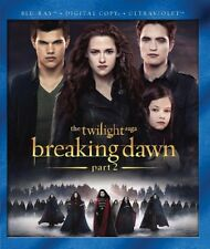 The Twilight Saga: Breaking Dawn - Part 2 [Blu-ray + Digital Copy +