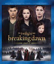 The Twilight Saga: Breaking Dawn - Part 2 [Blu-ray + Digital Copy +