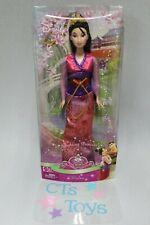 Disney Sparkling Princess Mulan Doll