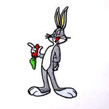 Looney Tunes Bugs Bunny Rabbit Gift Cartoon Comic Bag Jeans Shirt Iron on Patch