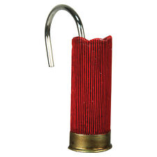 Shot Shell Shower Curtain Hooks