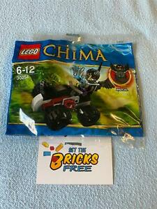 Lego Chima 30254 Razcal's Double-Crosser Polybag New/Sealed/Retired/Hard to Find