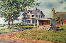 """CHARLES PETERSON  """"Country Fresh""""  30"""" X 19""""  SIGNED and Numbered Print"""