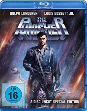 The Punisher-uncut (1989) [Blu-Ray 2 Disc] (Nouveau/Neuf dans sa boîte) Dolph Lundgren, Jeroen Krab