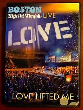 Love Lifted Me - Boston Night of Worship Live (DVD, 2011) - E0331