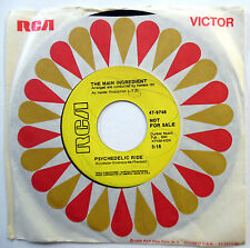 MAIN INGREDIENT 45 Psychedelic Ride / I Was Born To Lose VG++ Soul PROMO w1555
