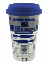 Official Star Wars R2 D2 Ceramic Thermal Coffee Travel Cup