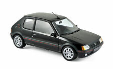 NOREV COLLECTORS 1:18 PEUGEOT 205 GTI 1.9  1988 BLACK ART. 184854