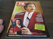 TV GUIDE - HOTEL EDITION - JULY 11TH  2004 - WILL FERRELL  - EXCELLENT