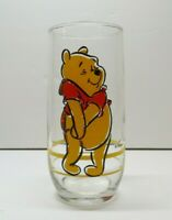 Anchor Hocking Vintage Disney Winnie the Pooh & Tigger Drinking Glass