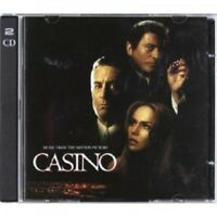 OST - MUSIC FROM THE MOTION PICTURE-CASINO  2 CD  31 TRACKS SOUNDTRACK  NEW!
