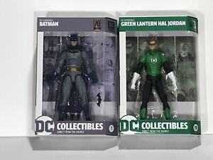 DC Essentials Action Figure LOT of 2 Green Lantern  Justice League Batman