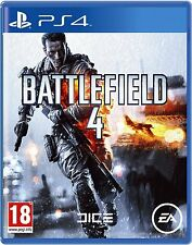 BATTLEFIELD 4 PS4 Game (BRAND NEW SEALED)