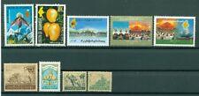 Lot de 9 timbres  Birmanie Scott value $ 15.00