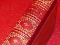 [GASTRONOMIE] BRILLAT SAVARIN PHYSIOLOGIE DU GOUT Bel illustré ! BERTALL 1864