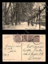 Modena - Giardino Pubblico - primi '900