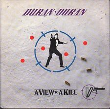 10386 DURAN DURAN  A VIEW TO A KILL