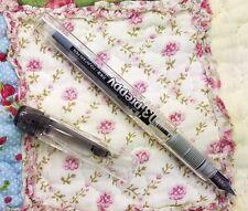 free ship clear BLACK Platinum Preppy Fountain Pen 0.3 F PPQ-200 BLACK ink